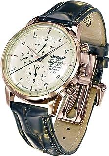 インガーソル 腕時計 自動巻き フルカレンダー Columbia No. 1 IN2819RCR [並行輸入品]