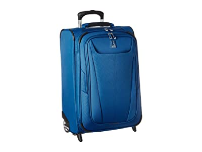Travelpro Maxlite(r) 5 22 Expandable Carry-On Rollaboard (Azure Blue) Luggage
