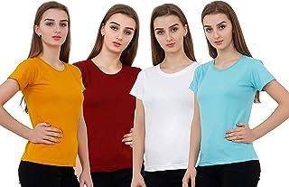 Reifica Women's T-Shirt (Pack of 4)