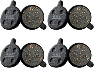 AHL Bicycle Semi-Metallic Disc Brake Pads for Zoom DB280 DB550 DB450 DB350