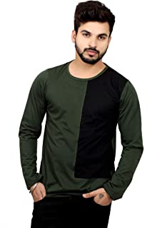 7095e04f9fa2c0 Long Sleeve Men's T-Shirts: Buy Long Sleeve Men's T-Shirts online at ...
