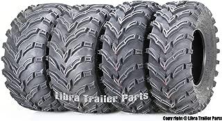 Full Set ATV UTV Tires 27x9-12 27x9x12 Front & 27x11-12 27x11x12 Rear 6PR
