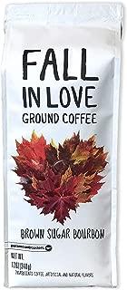 Fall In Love, Brown Sugar Bourbon, Flavored Coffee 12oz