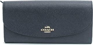 Crossgrain Leather Slim Envelope Wallet