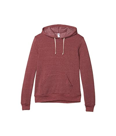 Alternative Challenger Pullover Hoodie (Eco True Currant) Men