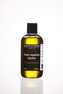 Aceite de jojoba, 250ml.Aceite de tratamiento, 100% puro.Pieles maduras, cabello roto.Antiarrugas, brillo, protección, reparador.
