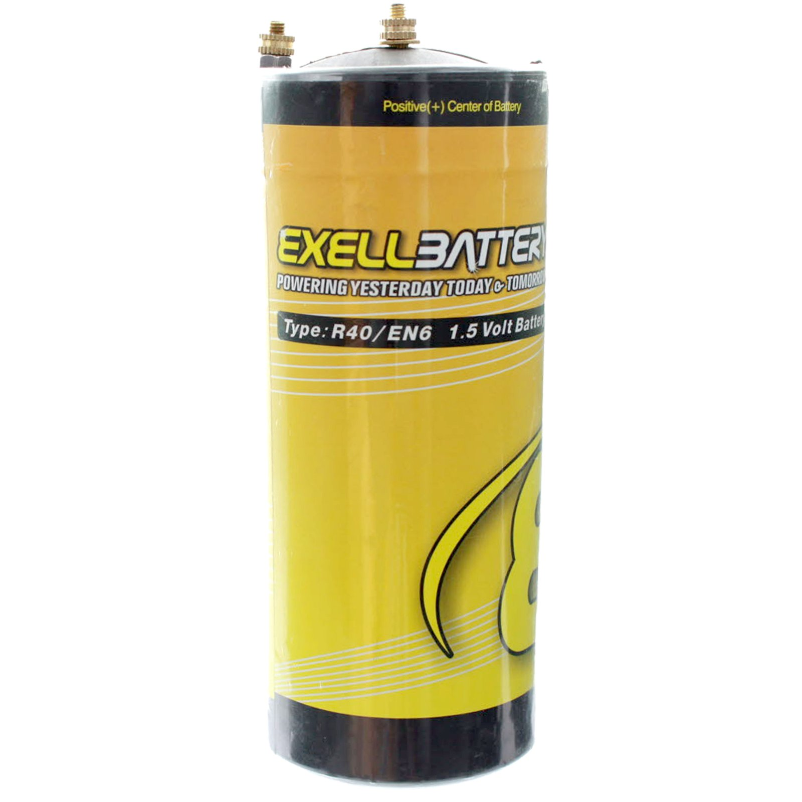 Exell Battery EB R40 Carbon Replaces