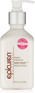 Epicuren After Bath Moisturizer - Kukui Coconut 250ml/8oz