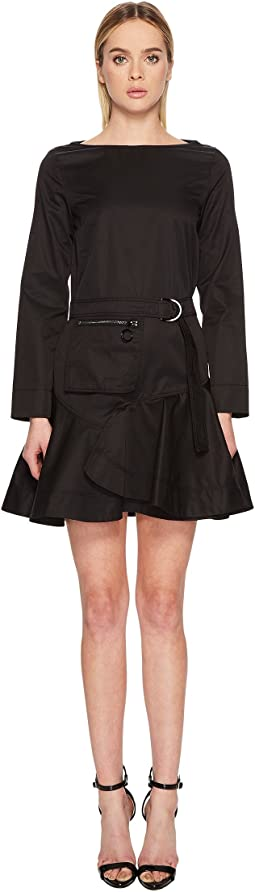 Sportmax - Clair Long Sleeve Dress