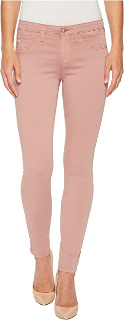 AG Adriano Goldschmied - Sateen Leggings Ankle in Misty Mauve