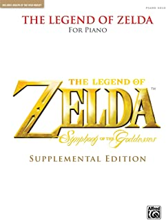 Legend of Zelda Symphony of the Goddesses (Supplemental Edit: Piano Solos