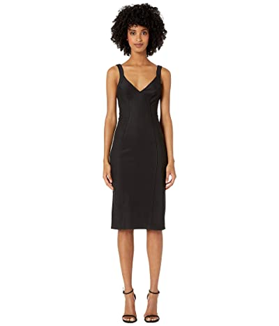 ZAC Zac Posen Haley Dress (Black) Women