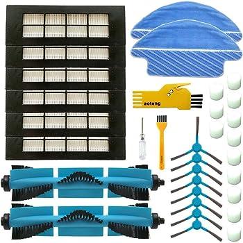 Cecotec Repuesto Depósito friega Suelos con Mopa de Microfibra ...