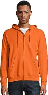 Hanes Mens ComfortBlend EcoSmart Full Zip Hoodie
