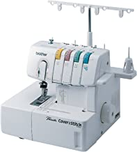 serger sewing machine with coverstitch