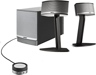Bose Companion 5 Multimedia Speaker System, Graphite/Silver