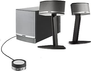 Bose Companion 5 Multimedia Speaker System, Graphite/Silver