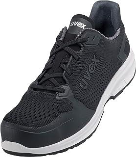 Uvex 1 Sport - Chaussures de Travail S1 SRC ESD - Baskets de Sécurité avec Embout - Légères - Antidérapante - sans Métal