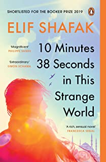 10 Minutes 38 Seconds in this Strange World: SHORTLISTED FOR
