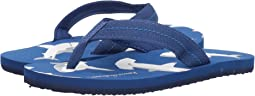 Hanna Andersson Sunny Day Flip Flops (Toddler/Little Kid/Big Kid)