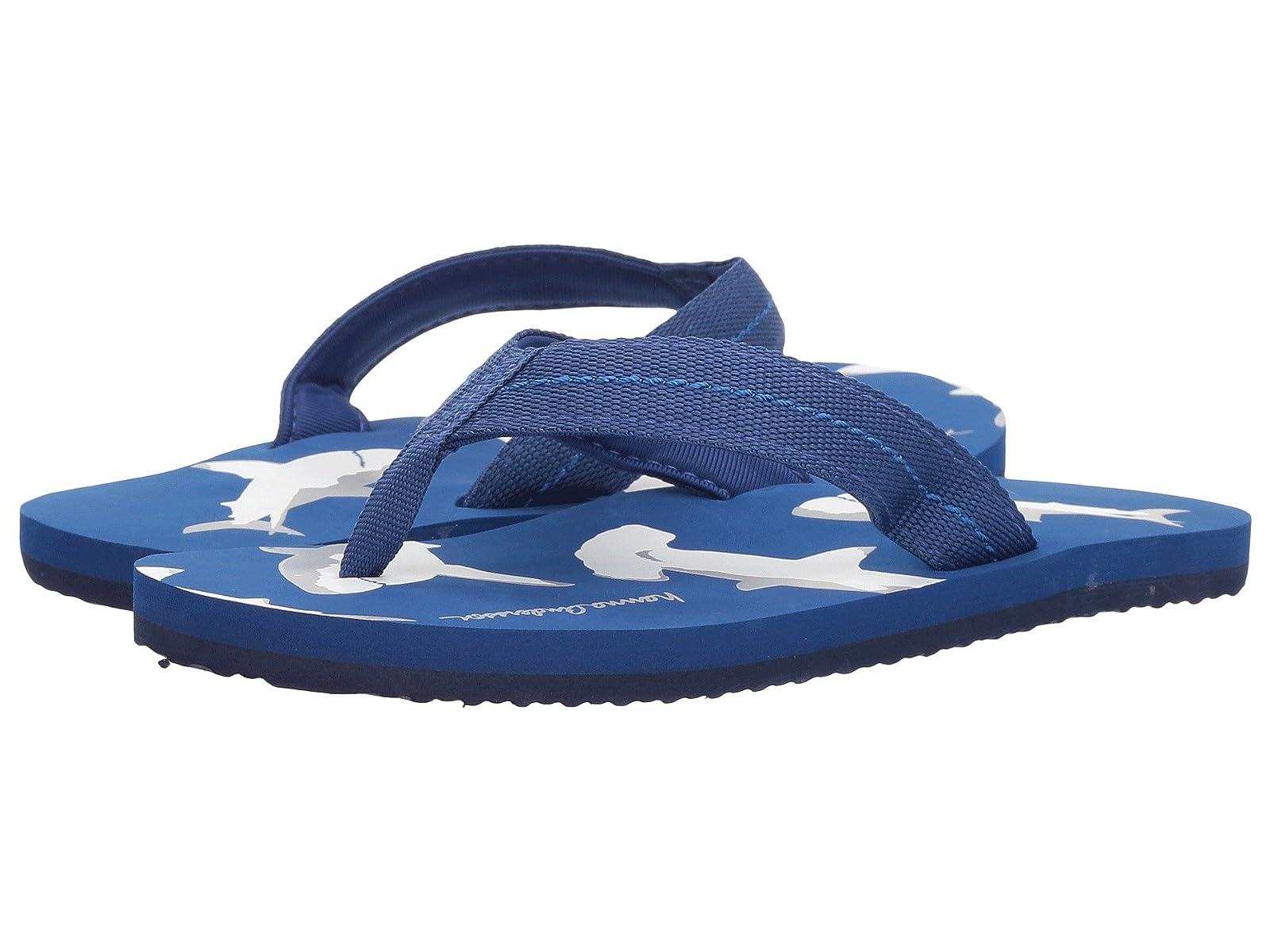 Hanna Andersson Sunny Day Flip Flops (Toddler/Little Kid/Big Kid)Atmospheric grades have affordable shoes