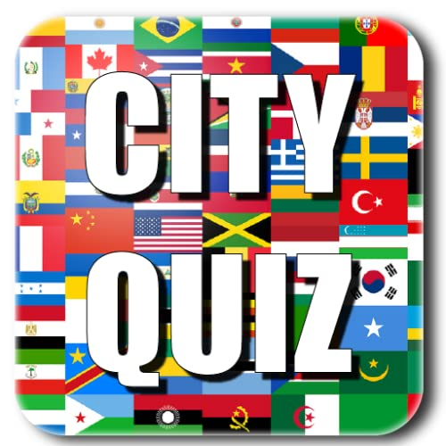 City Quiz - Central African Republic LITE