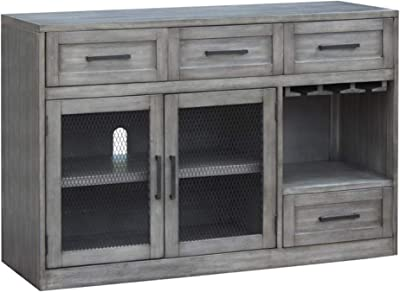 Clove OSP Home Furnishings Mercer TV Console