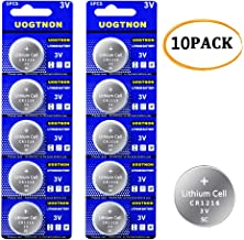 CR1216 3V Watch Lithium Battery(10-Pack)