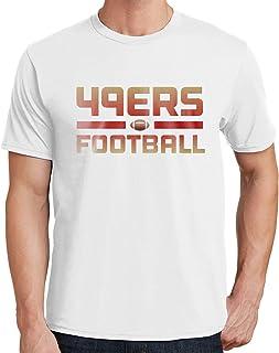 Bluejack Clothing 49ers Football Mens T-Shirt Sports Team 3256