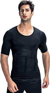 BAOSASION(バオサジョン) 加圧シャツ インナー メンズ コンプレッションウェア 【品質保証】 筋肉 脂肪燃焼 お腹引き締め トレーニング スポーツウェア 補正下着