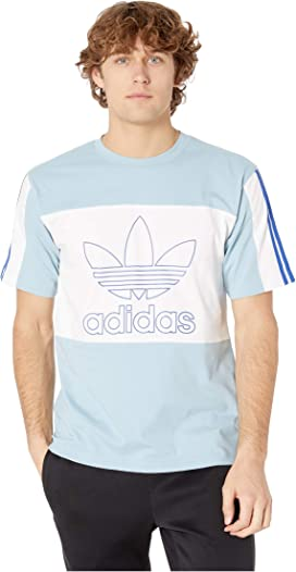42b1009751269 adidas Originals 3-Stripes Long Sleeve Tee at Zappos.com