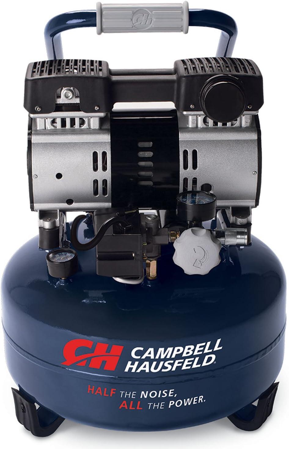 Campbell Hausfeld DC060500 Pancake Air Compressor