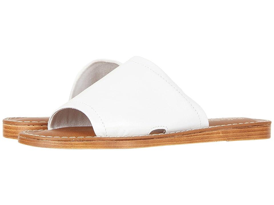 Bella-Vita Ros-Italy (White Italian Leather) Women