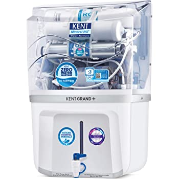 Kent Grand+ Mineral RO + UV + UF + TDS Water Purifier