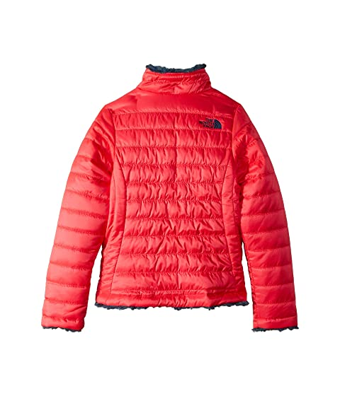 b8dc3a00f The North Face Kids Reversible Mossbud Swirl Jacket (Little Kids/Big ...