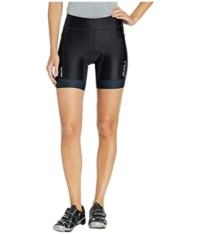 2XU Perform Tri 7 Shorts (Black/Black) Women