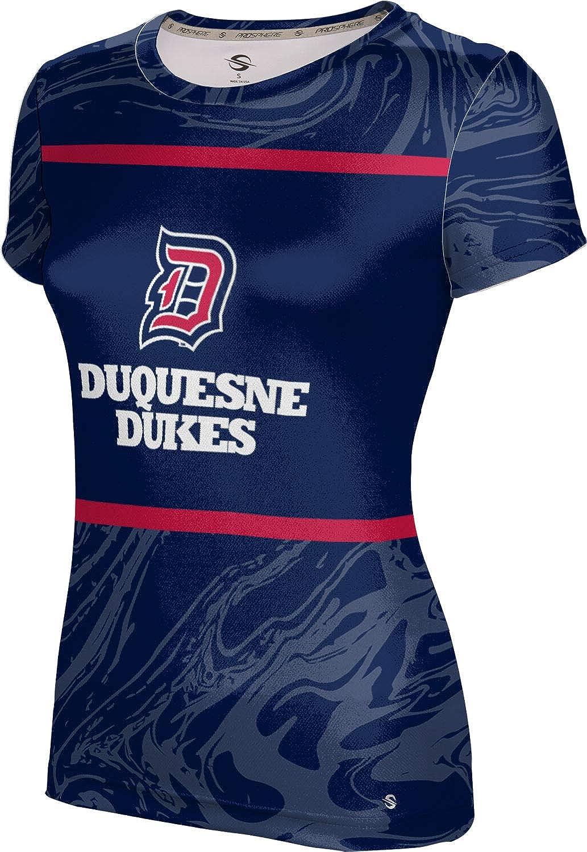 ProSphere Duquesne University Girls' Performance T-Shirt (Ripple)