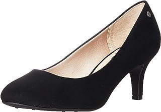 حذاء نسائي برقبة عالية من الساتان باريجي من Life Stride