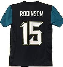 Allen Robinson Jacksonville Jaguars #15 Black Youth Mid Tier Home Jersey