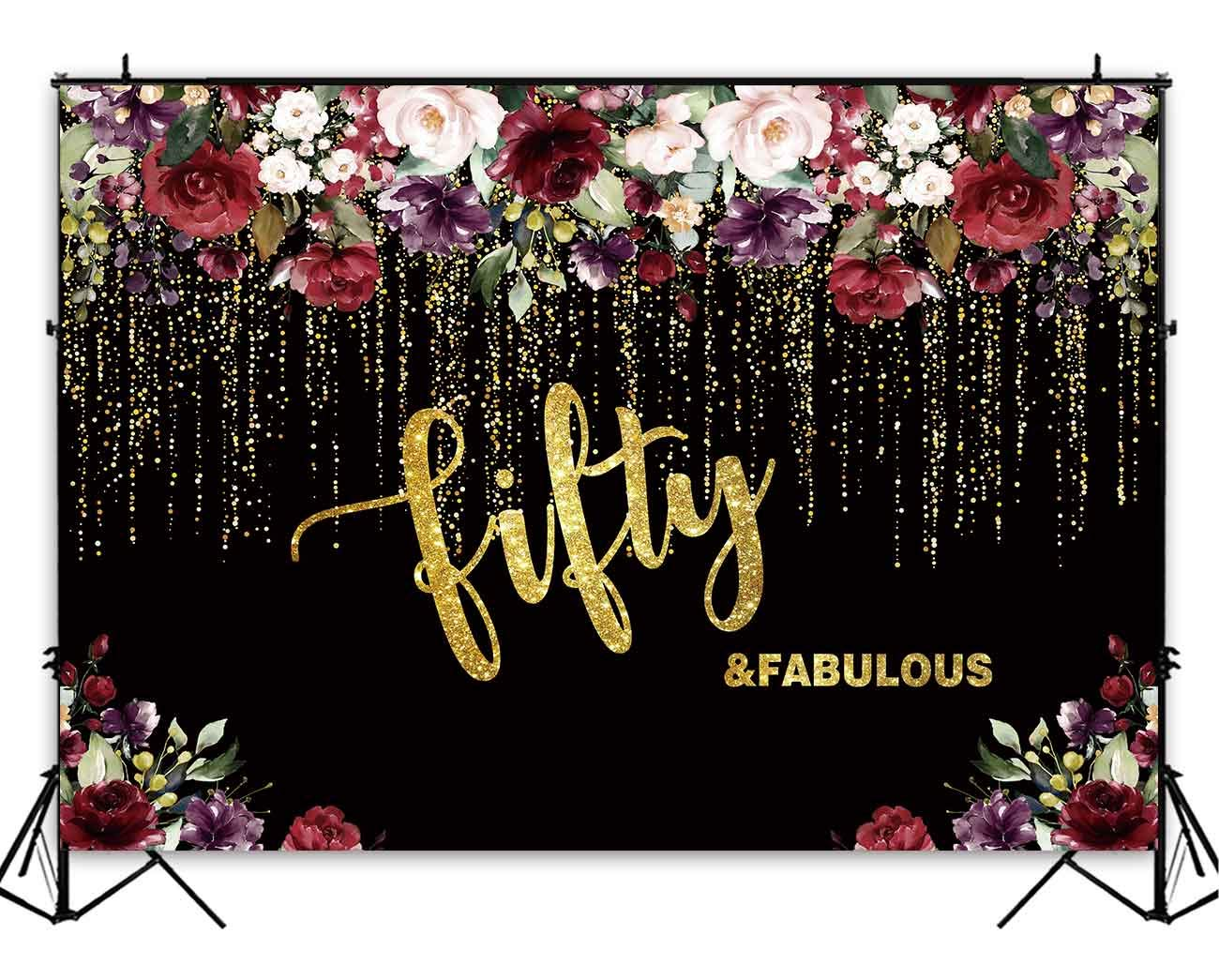 Funnytree 8x6ft Durable Fabric Graduation Party Backdrop No Wrinkles Class of 2020 Rustic Wood Flamingo Floral Photography Background Congrats Grad Tropical Flower Decor Photo Booth Dessert Banner
