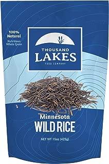 Thousand Lakes Minnesota Grown Wild Rice - 15 ounces
