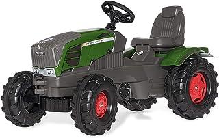 Rolly Toys 60 102 8 Toys Traktor rollyFarmtrac Fendt 211 Vario für Kinder im Alter von 3 – 8 Jahre, Kindertraktor mit Front- und Heckkupplung 601028