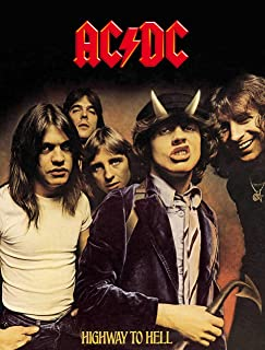 "Kopoo Highway to Hell Poster, 12"" x 18"" (297 x 450 mm)"