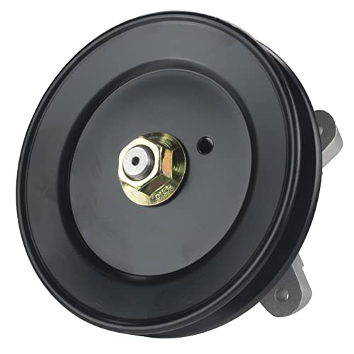 erie tools spindle assembly fits cub cadet 918-0659a rzt 42