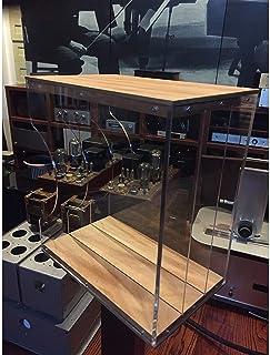 Nai-storage Estante de Almacenamiento de Discos de Vinilo LP Tiendas de Video DVD/CD Soporte de exhibición de Sala de audi...
