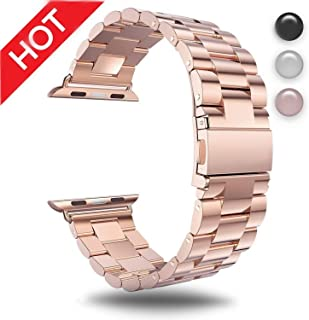 Best rose gold apple watch link band Reviews