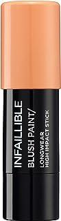 L 'Oréal Make Up Designer Paris Infaillible Paint Gezicht Chubby Stick Blush 02 Tangerine Mondrian