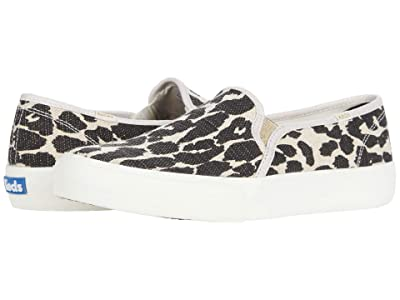 Keds Double Decker Leopard