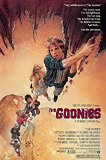 The Goonies - Movie Poster (Regular Style) (Size: 24 x 36 inches)