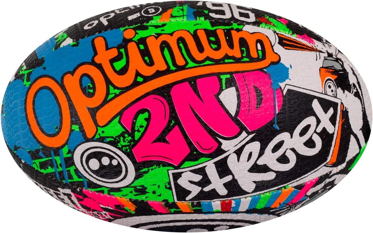 Optimum Street 2 Rugby Ball